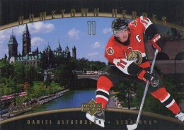 2005-06 Upper Deck Hockey Hometown Heroes
