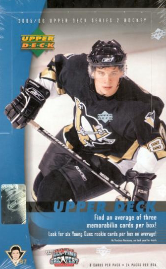 2005-06 Upper Deck Hockey Cards 48