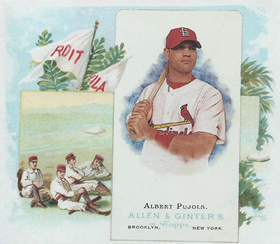 2006 Topps Allen & Ginter Baseball Cards 26