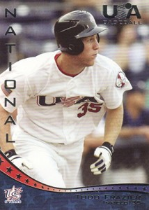 2006 Upper Deck USA Baseball Todd Frazier