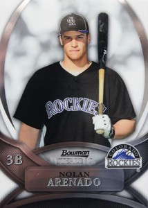 Nolan Arenado Rookie Cards and Key Prospect Cards 32