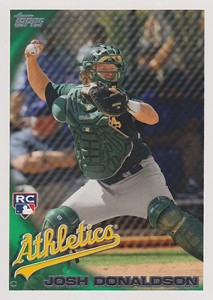 Josh Donaldson Rookie Cards and Top Prospect Cards 3