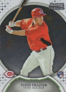 Todd Frazier Rookie Cards Checklist and Guide 3