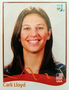 Top 10 Carli Lloyd Soccer Cards 2