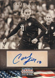 Top 10 Carli Lloyd Soccer Cards 3