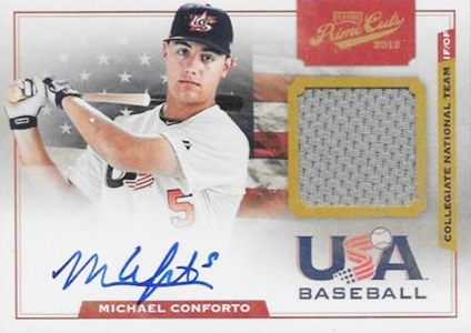 Michael Conforto Prospect Card Highlights 5