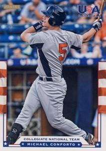 2012 Panini USA Baseball Michael Conforto