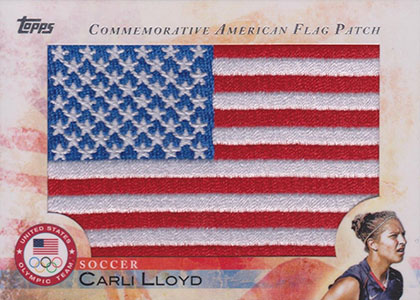 Top 10 Carli Lloyd Soccer Cards 9
