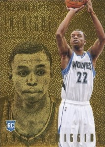 2013-14 Panini Intrigue Draft X-Change Andrew Wiggins #1