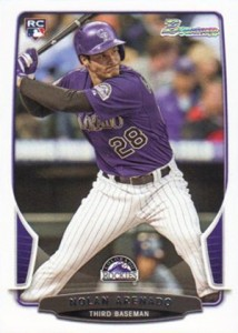 Nolan Arenado Rookie Cards and Key Prospect Cards 1