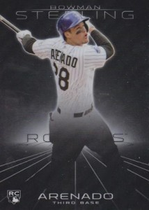 Nolan Arenado Rookie Cards and Key Prospect Cards 3