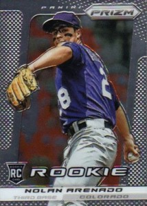 Nolan Arenado Rookie Cards and Key Prospect Cards 4