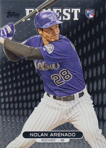 Nolan Arenado Rookie Cards and Key Prospect Cards 8