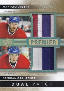 2014-15 Upper Deck Premier Hockey Cards 31