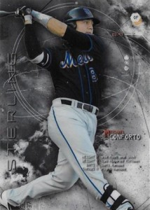Michael Conforto Prospect Card Highlights 7