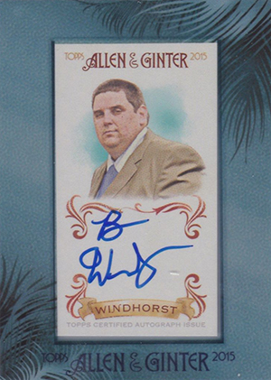 2015 AG Auto Brian Windhorst