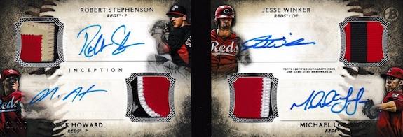 2015 Bowman Inception Baseball Cards 30
