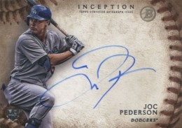 2015 Bowman Inception Baseball Cards 22