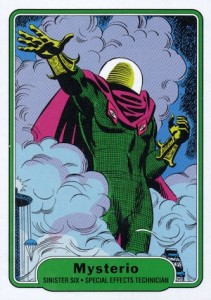 2015 Fleer Retro Marvel Trading Cards 23