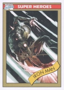2015 Fleer Retro Marvel Trading Cards 25