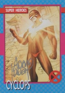 2015 Fleer Retro Marvel Trading Cards 27