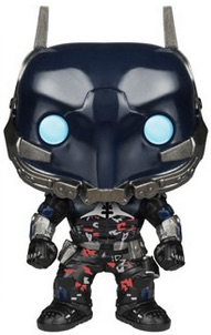2015 Funko Pop Batman Arkham Knight Vinyl Figures 73 Arkham Knight 1