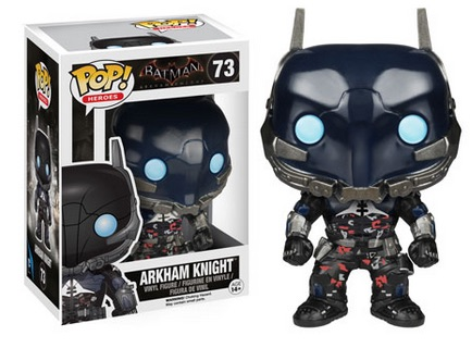 2015 Funko Pop Batman Arkham Knight Vinyl Figures 73 Arkham Knight