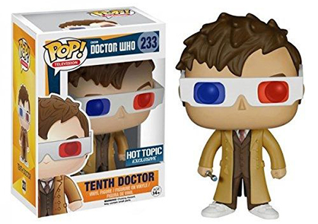Ultimate Funko Pop Doctor Who Vinyl Figures Gallery and Guide 23