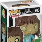 2015 Funko Pop Exorcist Vinyl Figures