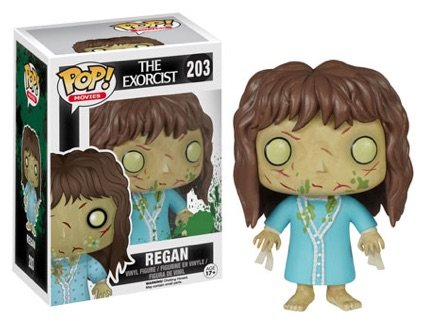 2015 Funko Pop Exorcist Vinyl Figures Regan
