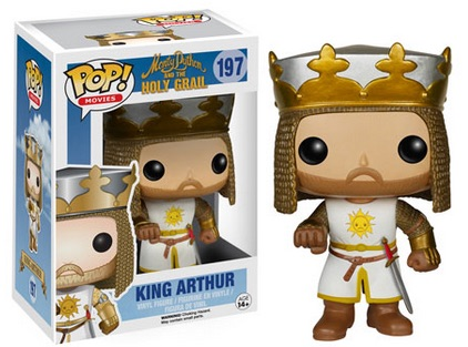 Funko Pop Monty Python and the Holy Grail Figures 1