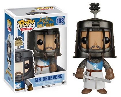Funko Pop Monty Python and the Holy Grail Figures 2