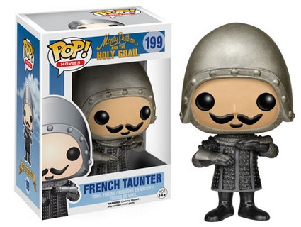 Funko Pop Monty Python and the Holy Grail Figures 3