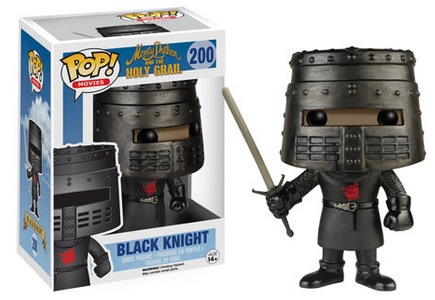 Funko Pop Monty Python and the Holy Grail Figures 4