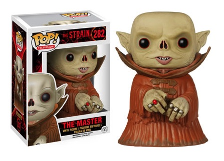2015 Funko Pop Strain Vinyl Figures 282 The Master