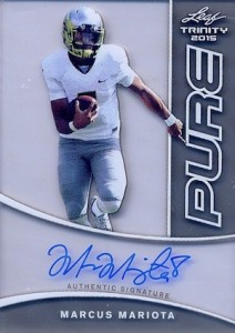 Marcus Mariota Rookie Cards Guide and Checklist 49