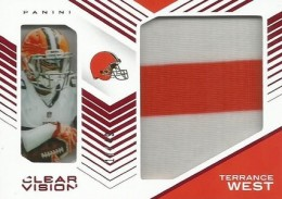 2015 Panini Clear Vision Football Cards 28