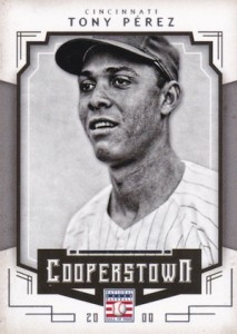2015 Panini Cooperstown Baseball Base