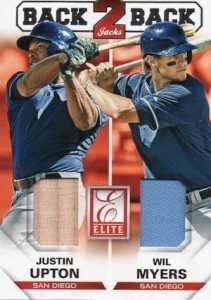 2015 Panini Elite Baseball Cards 27