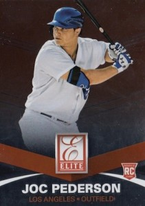 2015 Panini Elite Baseball Cards 21