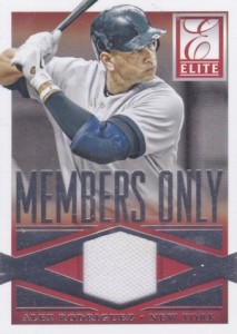 2015 Panini Elite Baseball Cards 38
