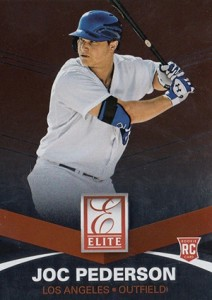 Joc Pederson Rookie Cards and Key Prospect Cards Guide 6