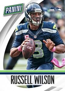 2015 Panini NSCC Base Russell Wilson