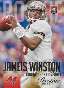 2015 Panini Prestige Football Base Jameis Winston RC