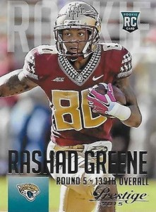 2015 Panini Prestige Football Variations Guide 63