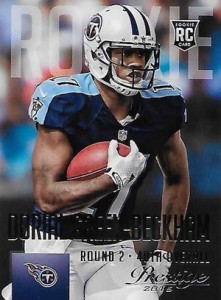 2015 Panini Prestige Football Variations Guide 26