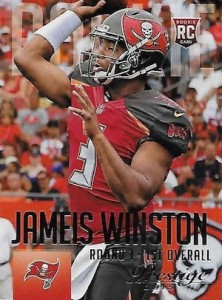 2015 Prestige Football Variation RC 244 Jameis Winston