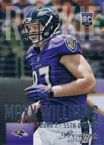 2015 Panini Prestige Football Variations Guide 54