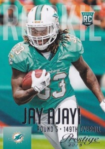 2015 Prestige Football Variation RC Ajayi