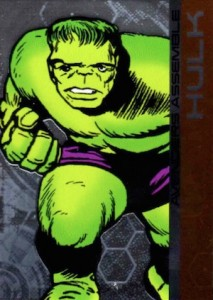 2015 Rittenhouse Avengers: Silver Age Trading Cards 25